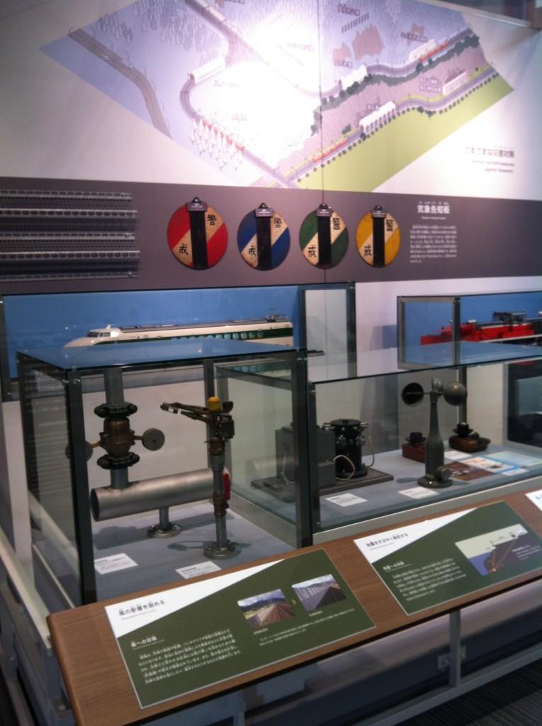 車輪 京都鉄道博物館 館内 画像