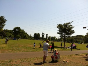 田公園の風景画像01