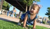 赤ちゃんが成長していく姿の画像キャプチャ