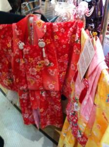 スタジオキャラット店内の衣装(着物)画像06