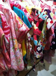 スタジオキャラット店内の衣装(着物)画像05