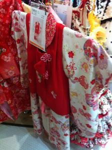スタジオキャラット店内の衣装(着物)画像04