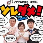 テレビ番組ソレダメ