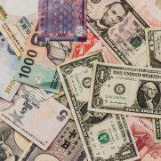 色んなお金の画像