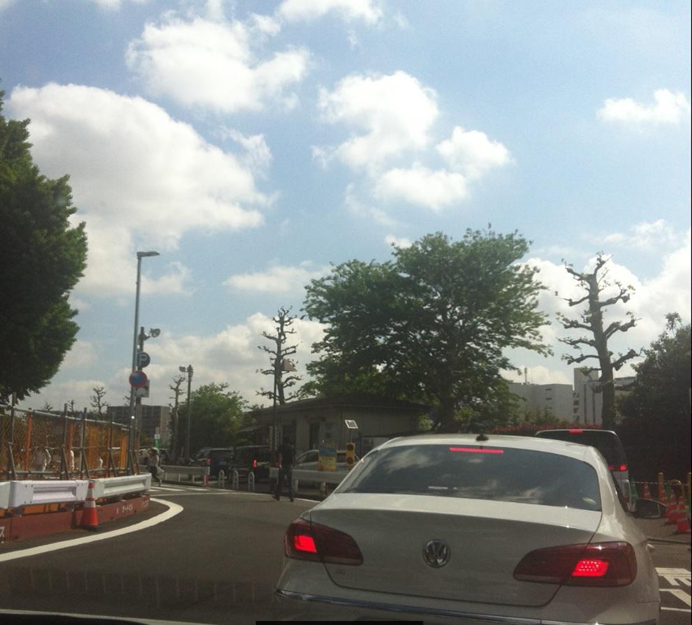 上野恩賜公園駐車場ゴールデンウィークの混雑具合画像
