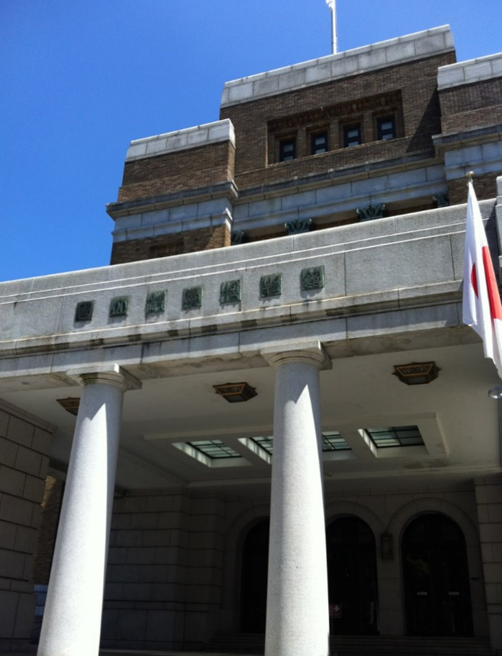 国立科学博物館の外観画像