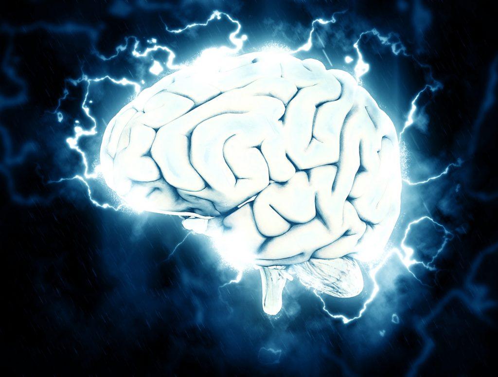 脳を活性化させて能力を最大限に引き出すイメージ画像