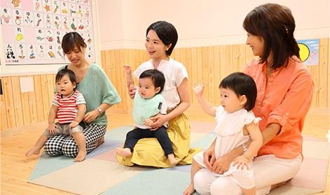 ベビーパークの教室のイメージ画像