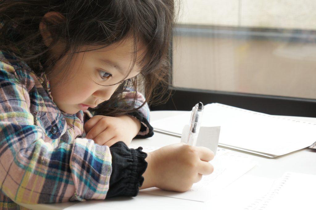 SAPIXに入って学習意欲がアップした子どものイメージ画像