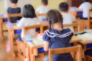 サピックス小4の首都圏における時間割で授業を受けるサピックス生達