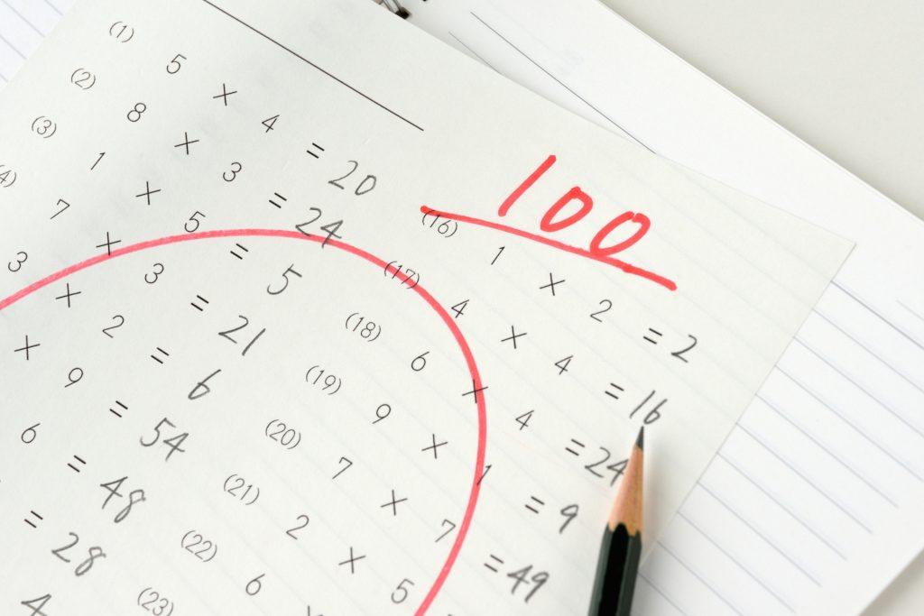 Z会中学受験生の失敗を避けるための手厚い添削問題