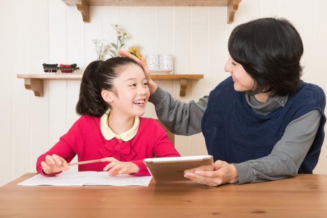 サピックスに入れない状況を防ぐため入室テスト対策をする親子