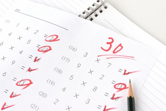 オンライン家庭教師を使う前にチェックしておきたいサピックスケアレスミス対策