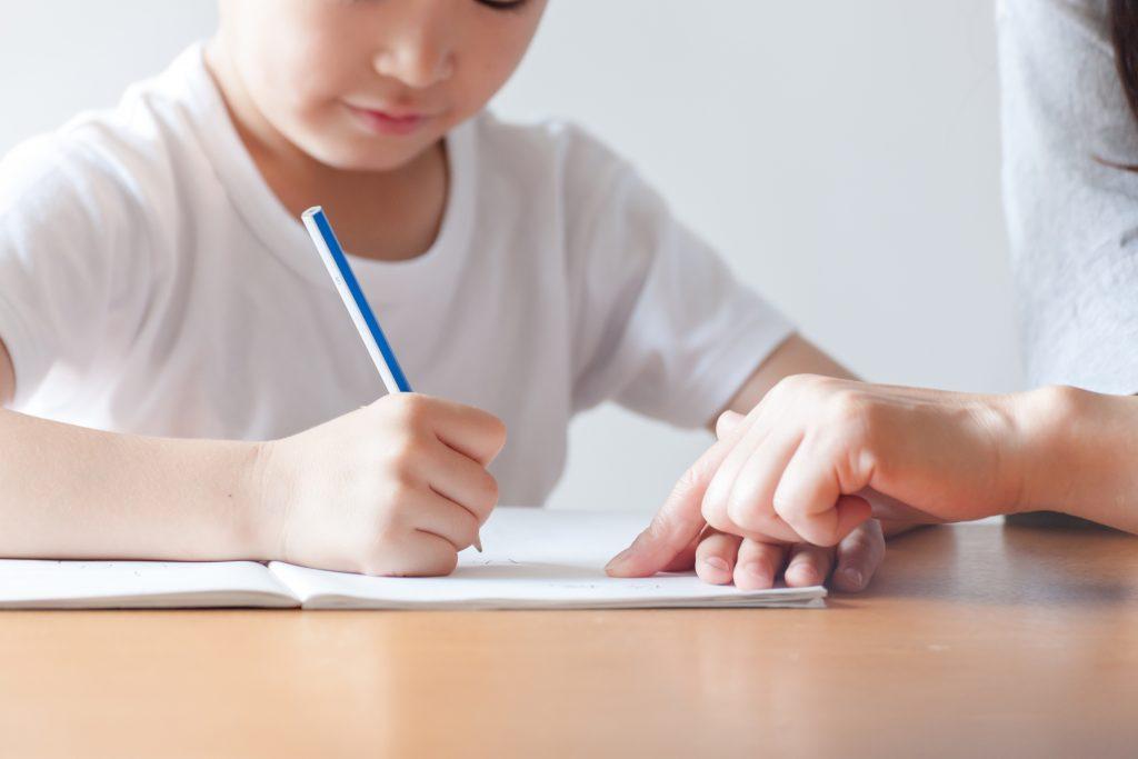 学研の家庭教師で学習習慣がついた子ども