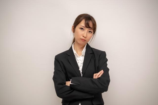 家庭教師のあすなろの対応が悪い女性社員