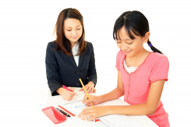 中学受験家庭教師ドクターで色んな勉強を教えてもらえた