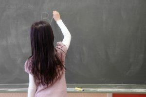 2020年から2021年にかけてサピックス偏差値が上がった中学校に合格した女子中学受験生