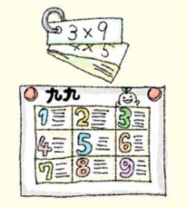 家庭教師のあすなろ ディスカリキュリア(算数障害)のお子さんへの教え方