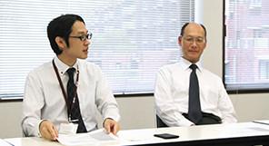 プロ家庭教師の名門会の小川先生に関する家庭教師比較ネットのインタビュー画像