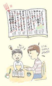 家庭教師のあすなろ ディスレクシア(読字障害)のお子さんへの教え方
