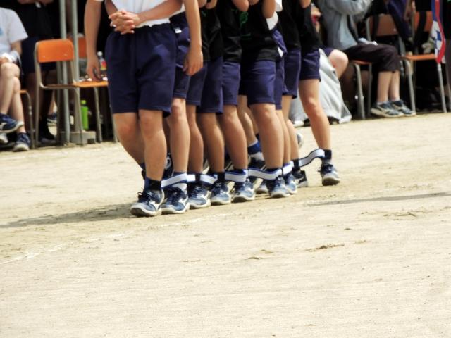 サピックス偏差値50近辺の逗子開成の体育祭