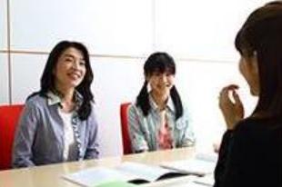 家庭教師ノーバス高校生コースで親身に対応されている親子